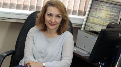 Проф. Антоанета Христова, директор на Института за изследване на населението и човека (ИИНЧ) към БАН.