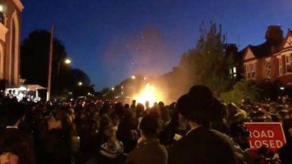 Десетки пострадаха при експлозия в Северен Лондон по време на честванията на еврейския празник Лаг ба Омер.