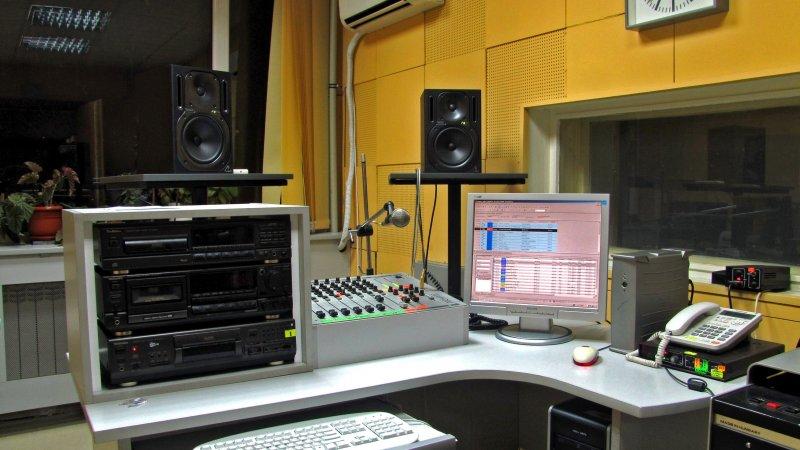 Звукозаписна апаратна 2