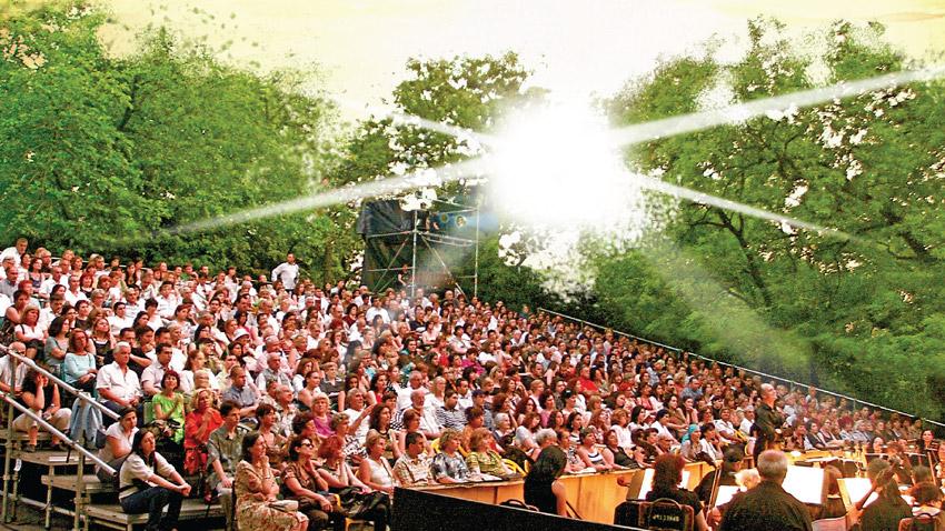 """Фестивалът """"Опера в парка"""" започва"""