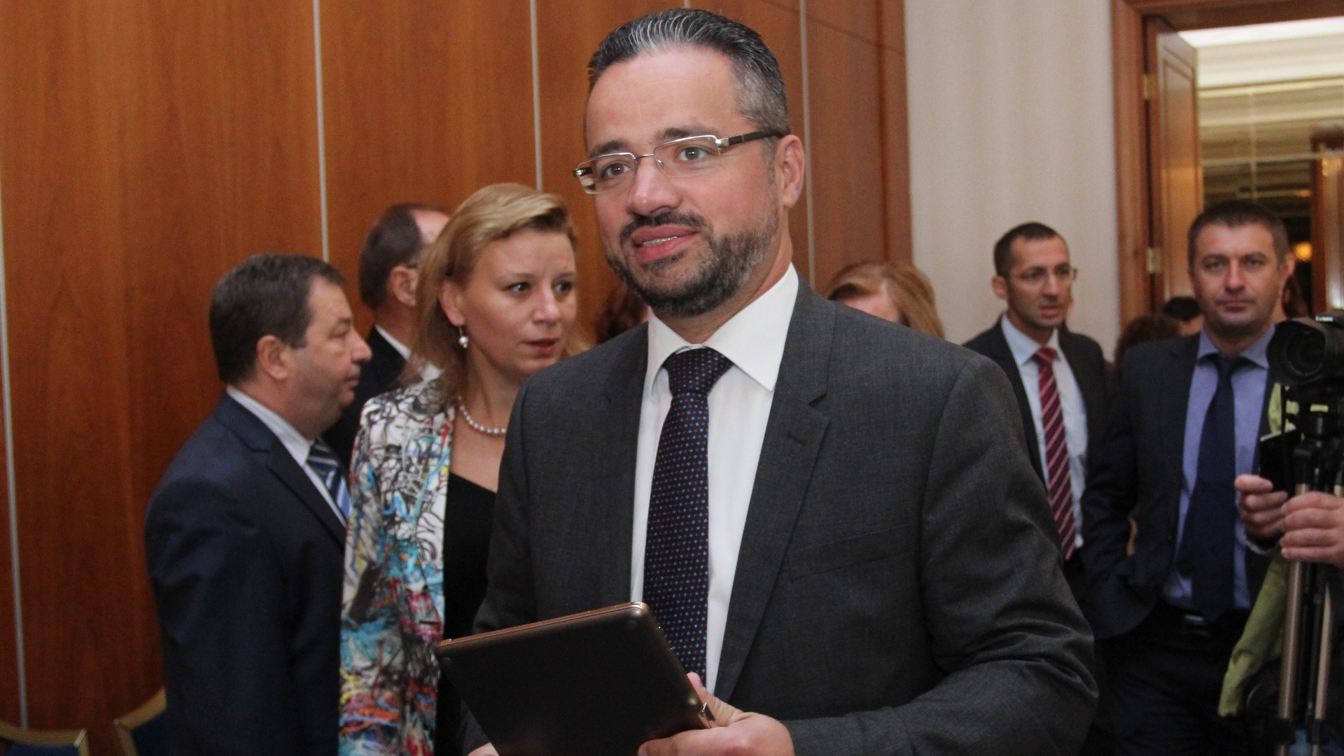 Регионалният мениджър на компанията ЧЕЗ за България Карел Крал