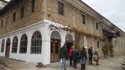 Велико Търново, църквата