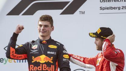 """Верстапен печели в Австрия, Хамилтън сдаде върха във """"Формула 1"""""""