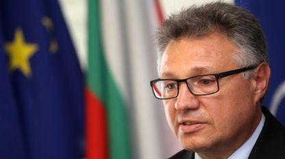 Велизар Шаламанов - бивш министър на отбраната