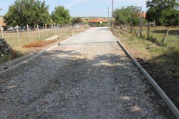 Ремонтират улици в Могилец