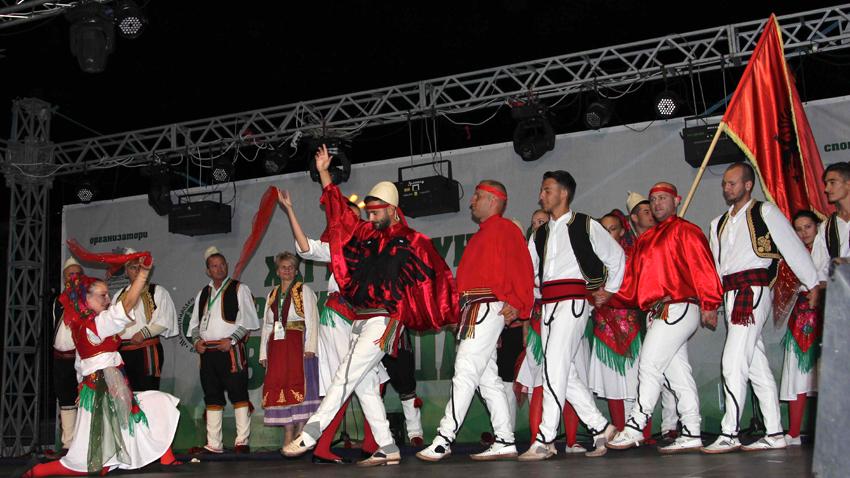 "Grupi folklorik ""Bilbili"""