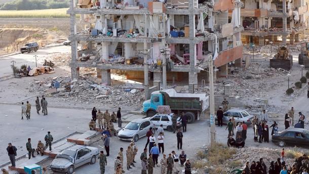 Осемнайсет души пострадаха при силно земетресение в Югоизточен Иран - От  деня