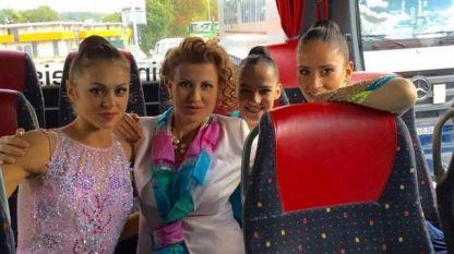 Илиана Раева: Доволна съм до момента от момичетата