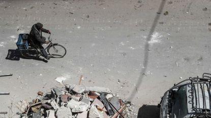 Сирийският град Дума беше обект на химическа атака на 7 април
