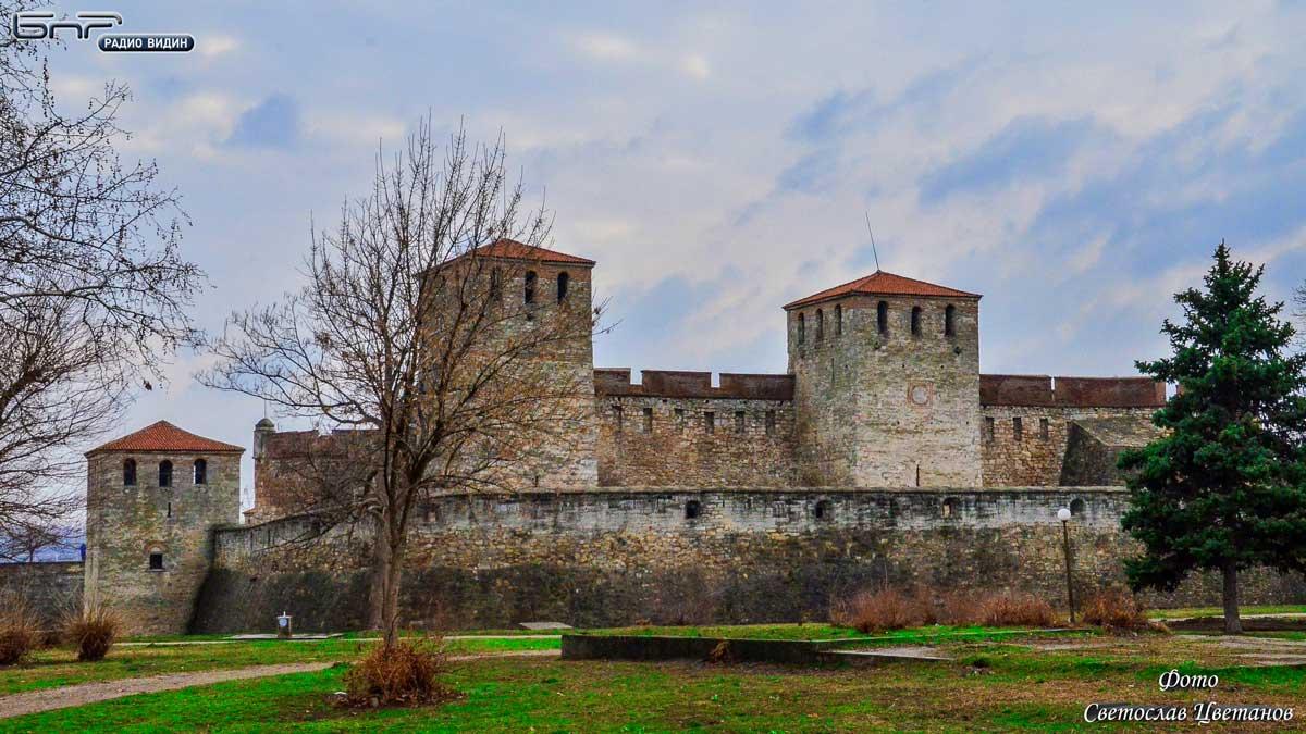 Крепост - Баба Вида