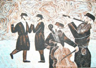 Рисунка на Олга Вербицкас от гр. Биробиджан – Еврейска автономна област – Русия
