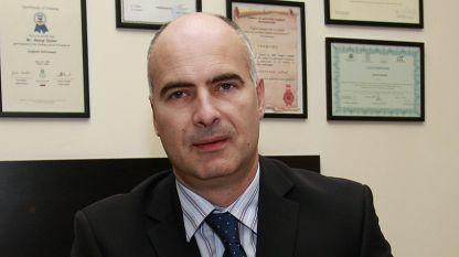 Георги Дичев, председател на Камарата на частните съдебни изпълнители.