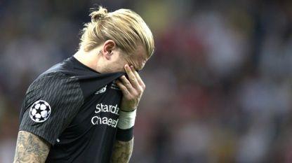 Лорис Кариус напусна Ливърпул след грубата грешка на финала в Шампионската лига.