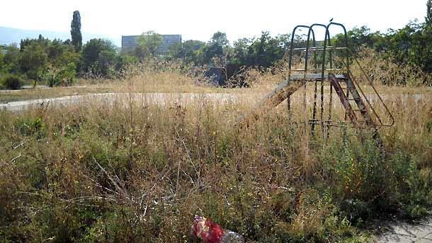 На това място ще бъде изграден парк