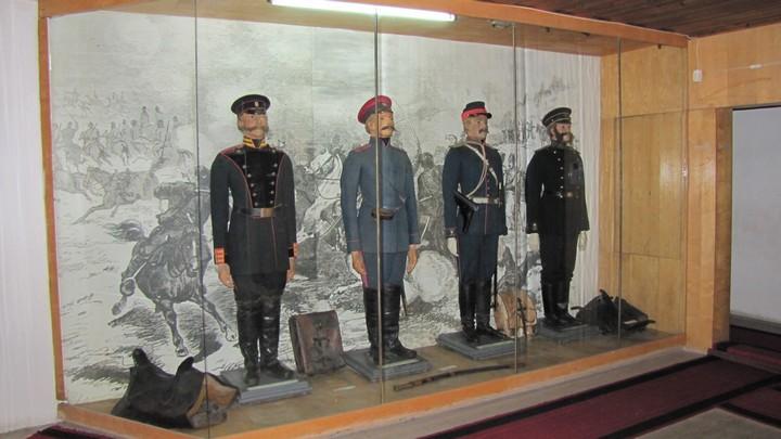 Музеят в град Бяла, Русенска област, който през март 2015