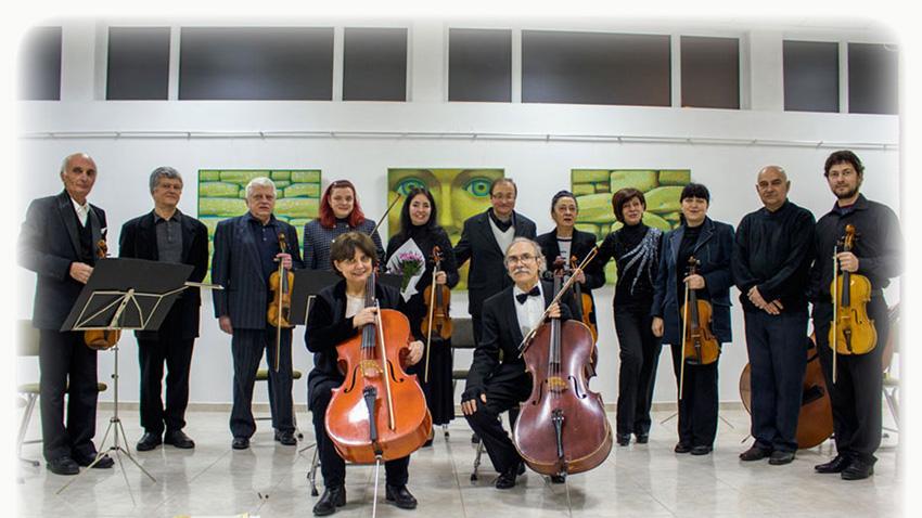 Габровски камерен оркестър