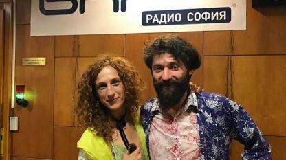 Антония Пашова и Анри Антоан