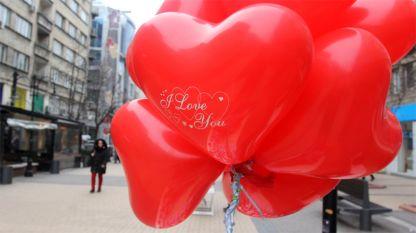 14 февруари освен като празник на виното, се отбелязва и като Ден на влюбените