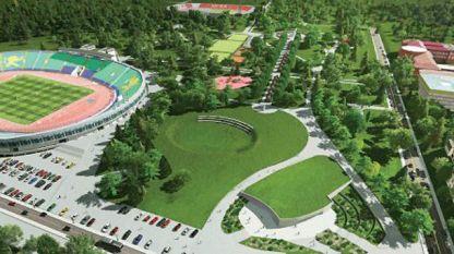 Сегашното местоположение на националния стадион е в Борисовата градина, новото място трябва да е по изискванията на УЕФА