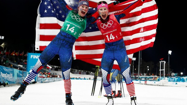 САЩ спечели титлата в отборния спринт по ски бягане свободен