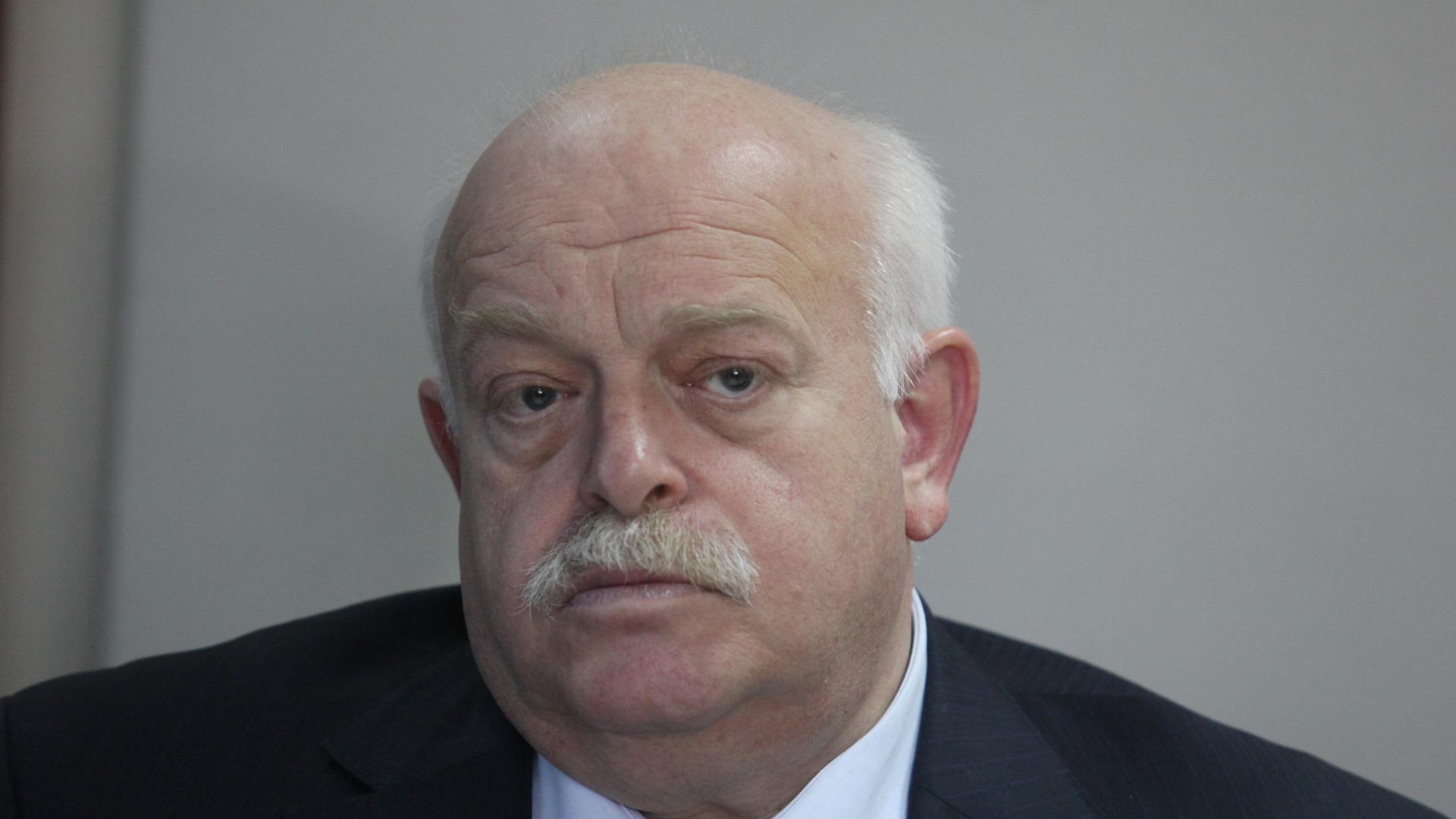 Дончо Атанасов, председател на Управителния съвет на Агенция