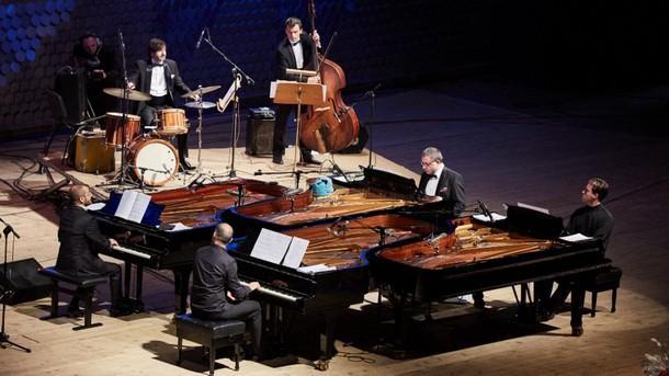 Четиримата пианисти