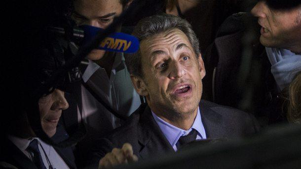 Бившият френски президент Никола Саркози