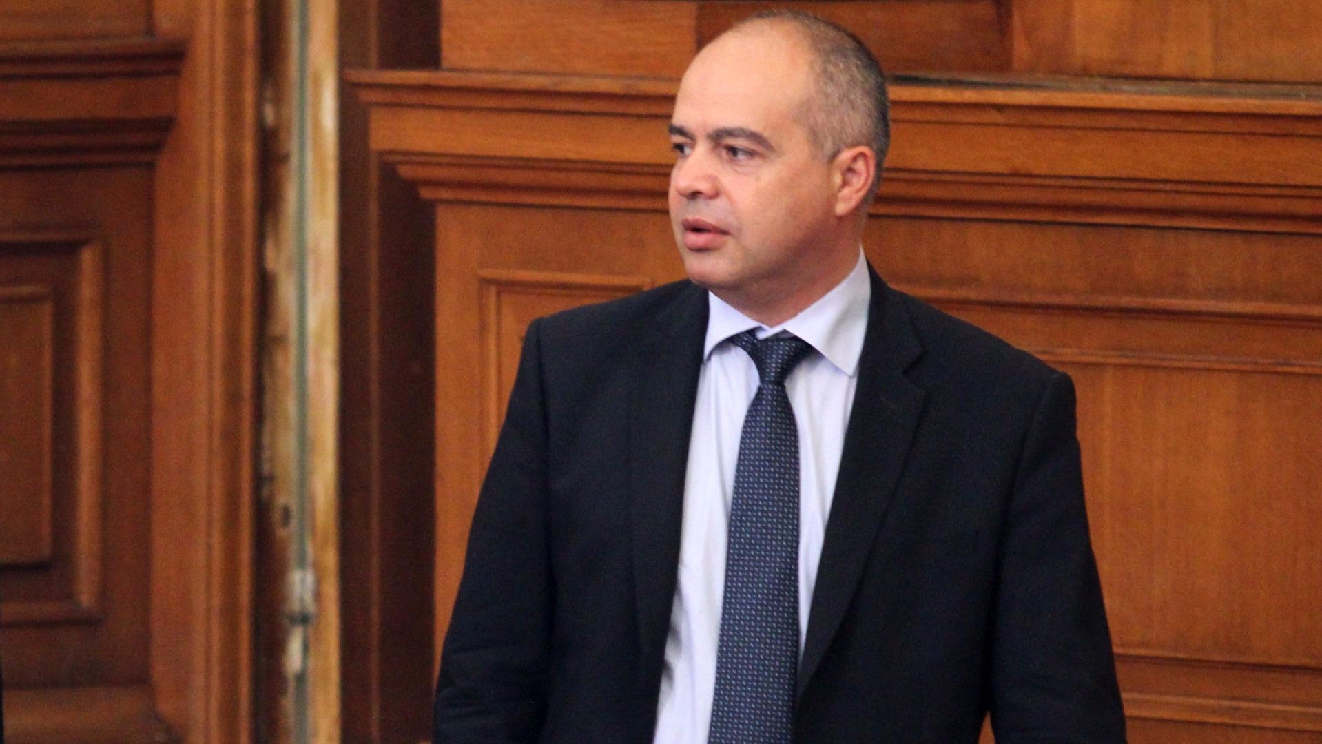 Георги Свиленски, БСП
