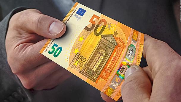 Снимка: Еврото поевтиня след изказване на ръководителя на Европейската банка