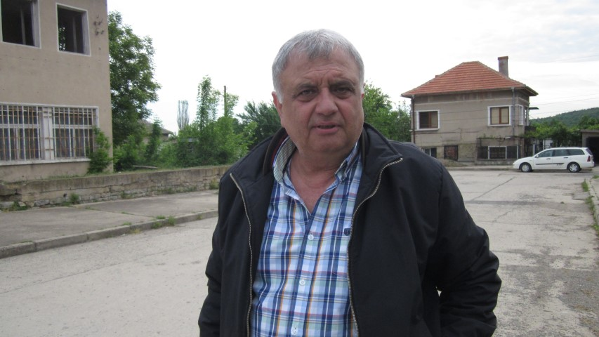 Кирил Илиев, кмет на село Бели Извор