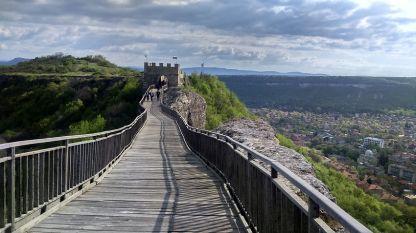 Мостът на крепостта Овеч