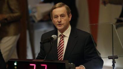 Енда Кени - премиер на Ирландия