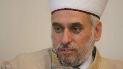 Мустафа Алиш Хаджи, главен мюфтия