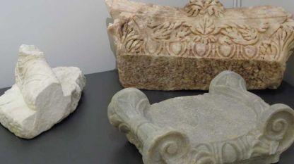 Ευρήματα από το ιερό των νυμφίων και της Αφροδίτη στο χωριό Κεσνάκοβο