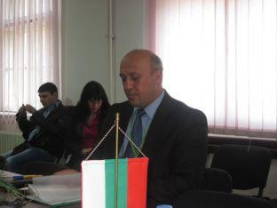 Д-р Цветан Топчиев, директор на ОДБХ-Видин