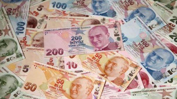 турски лири