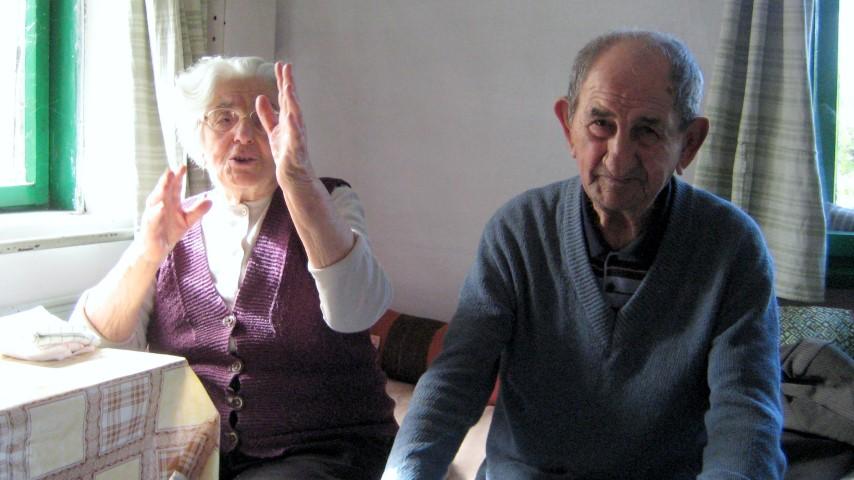 Йорданка и Живко Александрови