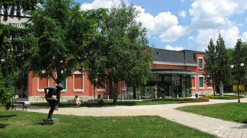 Художествената галерия в Разград
