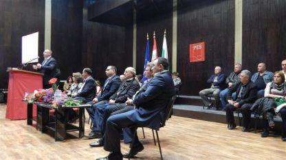 Сергей Станишев се срещна със симпатизанти в Белоградчик, Димово и Видин