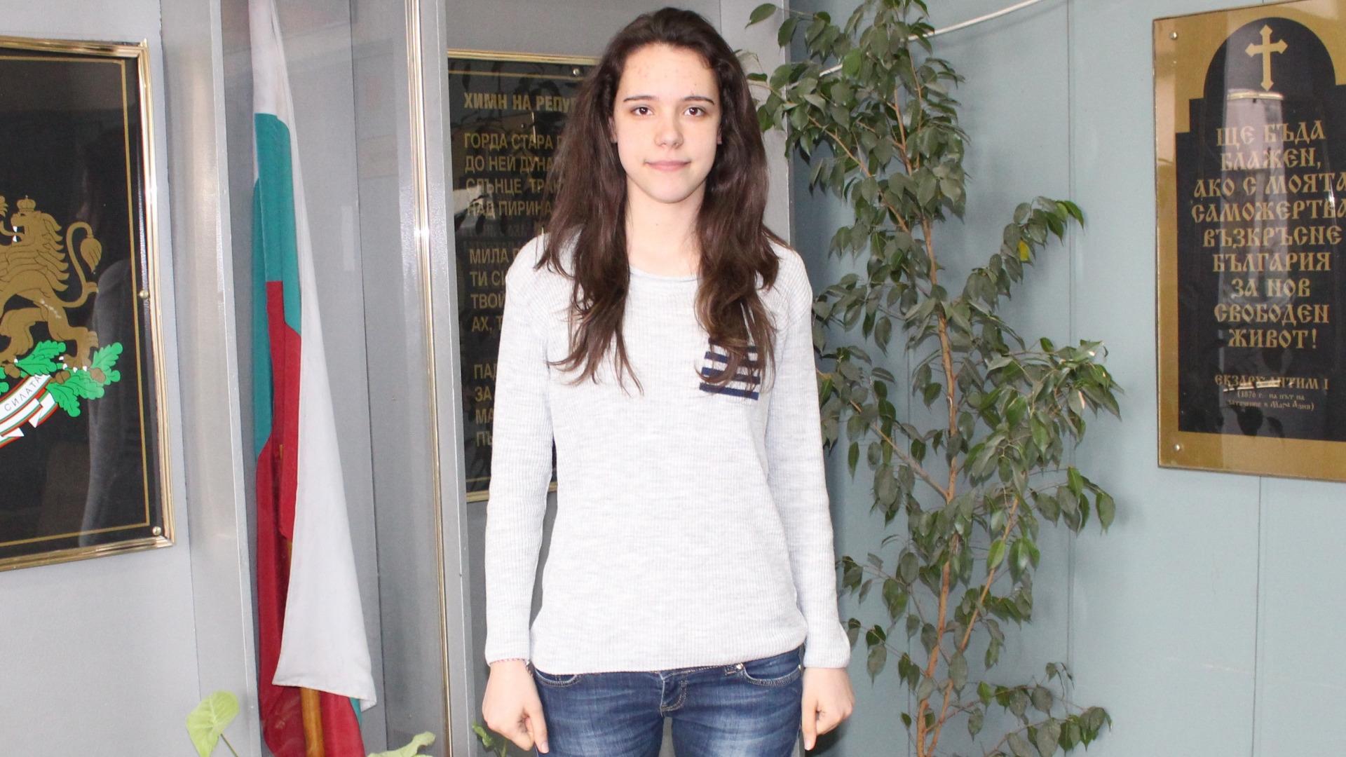 София Каменова от ХІ