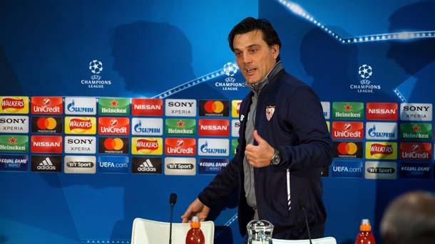 """Старши треньорът на """"Севиля"""" Винченцо Монтела призна, че очаква изключително"""