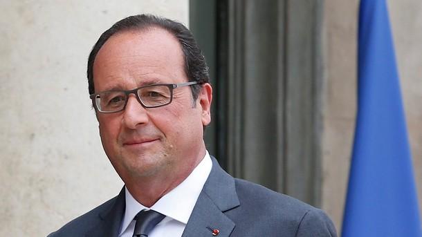 Франсоа Оланд