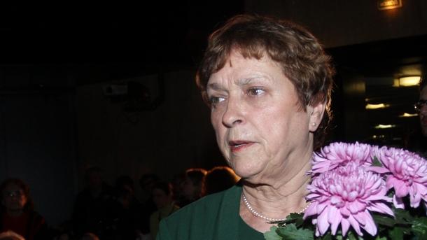 Надежда Захариева
