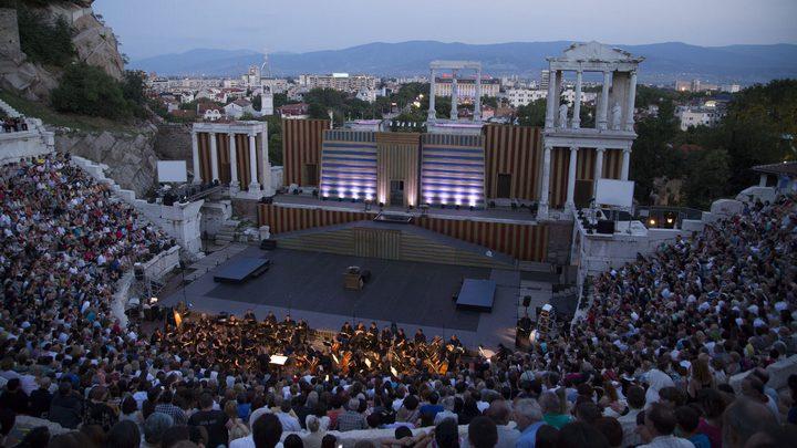 """Летният фестивал """"Opera Open"""" на сцената на Античния театър в"""