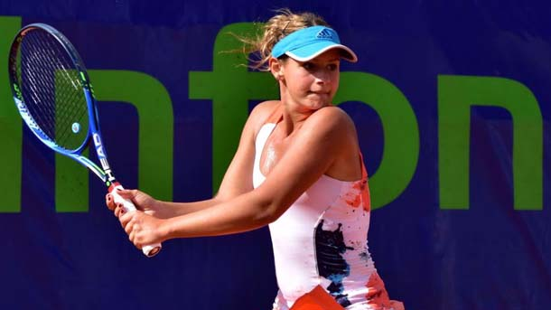 Юлия Стаматова на четвъртфинал в Тунис
