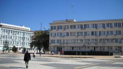 Изглед от центъра на Търговище