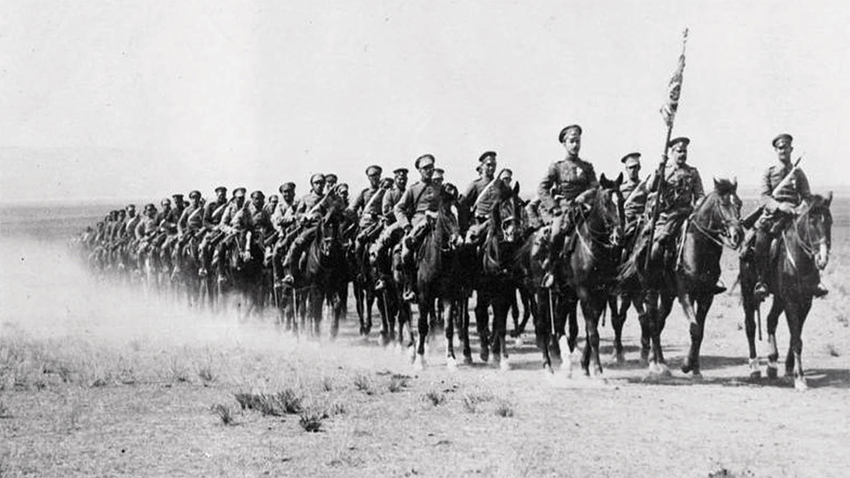 The Horse Division of General Ivan Kolev - the liberator of Dobrudja, the First World War