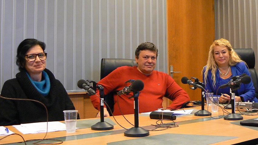 Адв. Галя Динкова и адв. Пламен Димитров в студиото с Анелия Торошанова