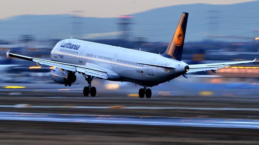 Пилот неволно задейства тревога за националната сигурност, наближавайки най-натовареното летище