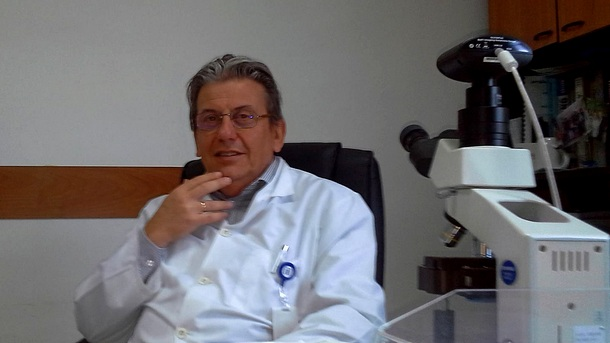 проф. Добрин Константинов